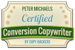 Work With A Certified Conversion Copywriter
