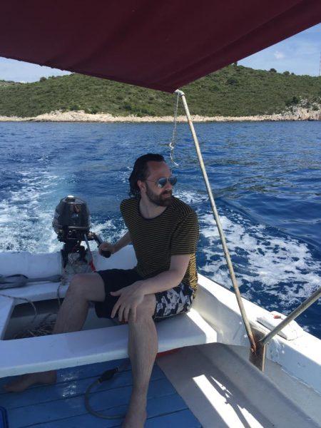 Hvar boat trip