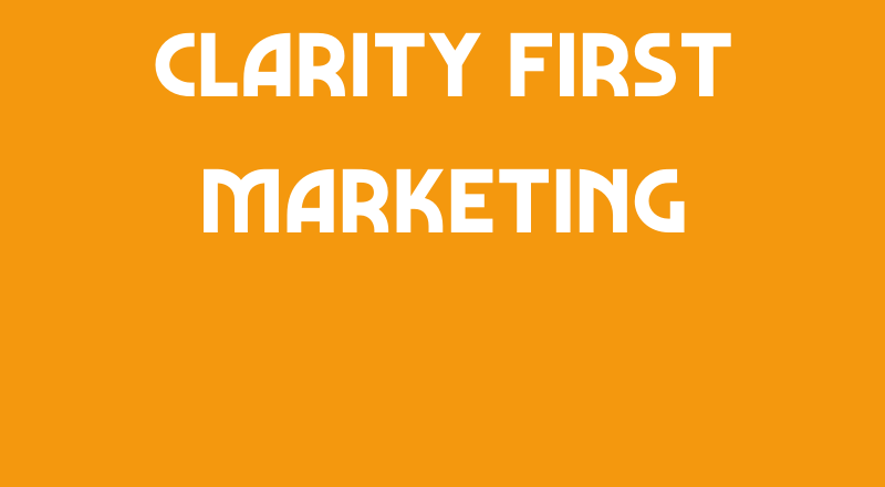 Clarity First Marketing